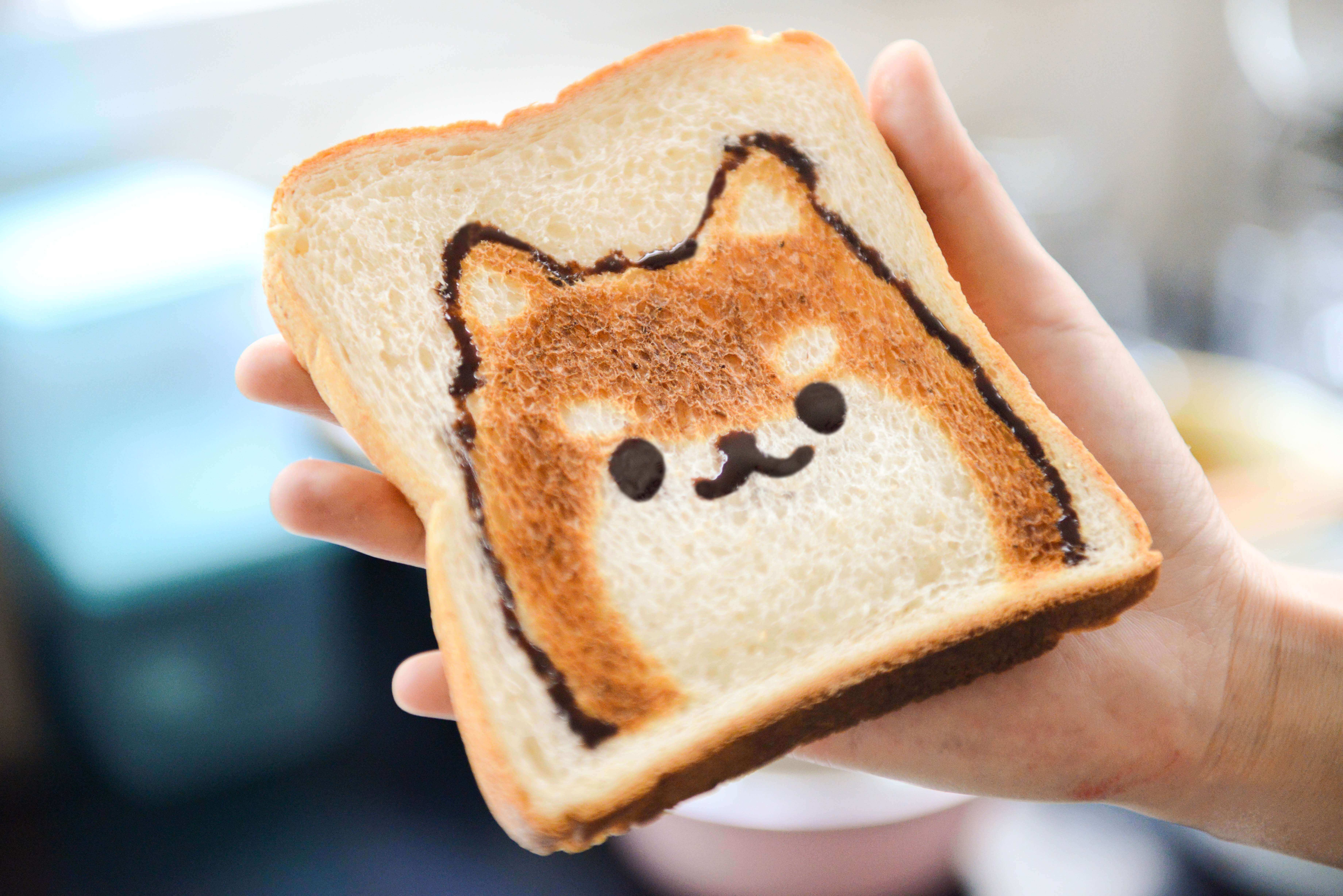 Dog Nutrition Toast